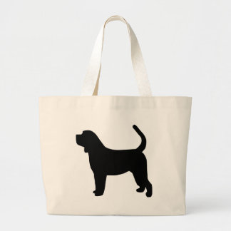 Otterhound Large Tote Bag