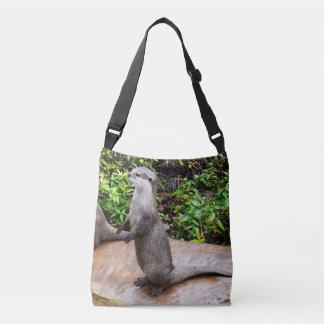 Otterly_Amazing_Full_Print_Cross_Shoilder_Bag Crossbody Bag