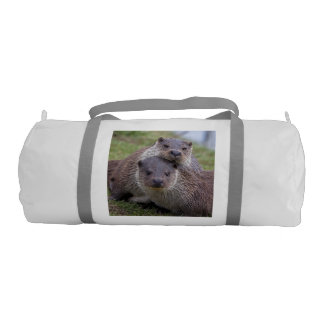 Otterly in Love Gym Bag (choose colour)