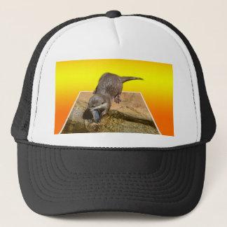 Otterly Orange, Trucker Hat