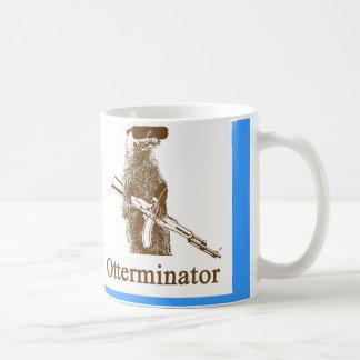 otterminator, otterminator coffee mug