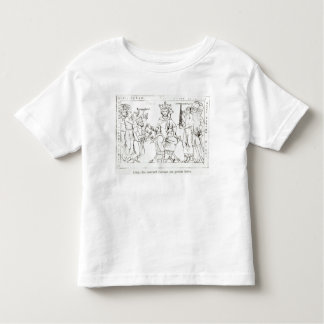 Otto I Submitting to Berenger II Toddler T-Shirt