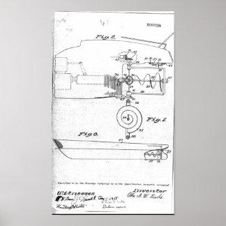 otto patent poster