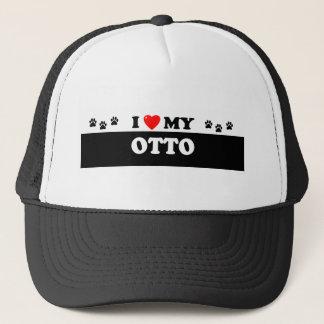 OTTO TRUCKER HAT