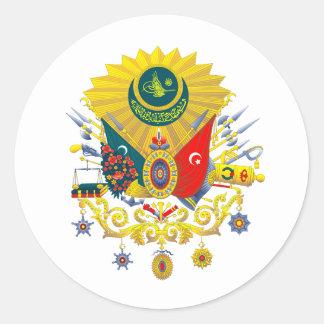 Ottoman Empire Coat Of Arms Sticker