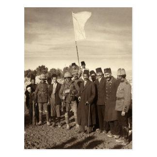 Ottoman Empire Surrender of Jerusalem 1917 Postcards