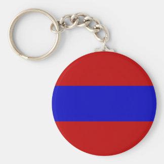 Ottoman Greece, Greece Basic Round Button Key Ring