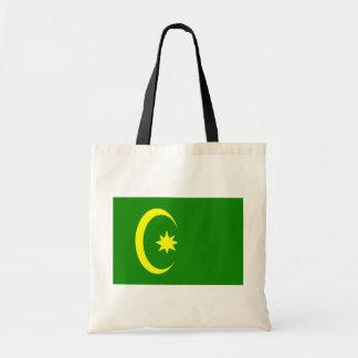Ottoman Religious, religious flag Tote Bags