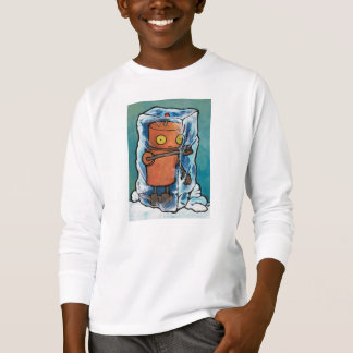 Otzi the Robot T-Shirt