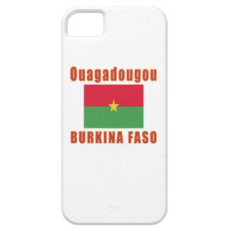Ouagadougou Burkina Faso capital designs iPhone 5 Cover