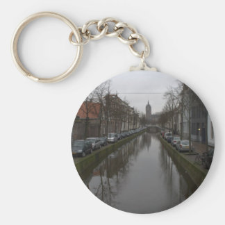 Oude Delft Key Ring