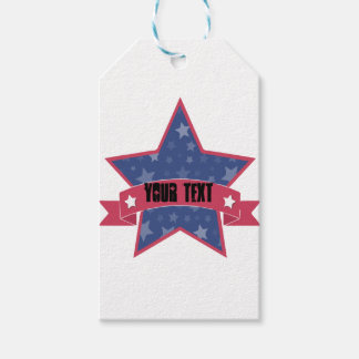 OUR AMERICAN HERO GIFT TAGS