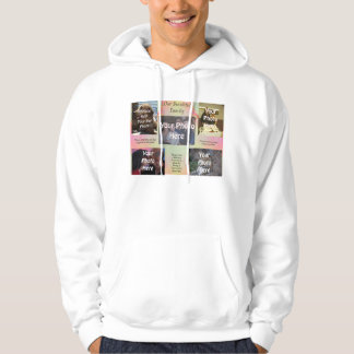 Our Beautiful Family 5 Photo Hoodie