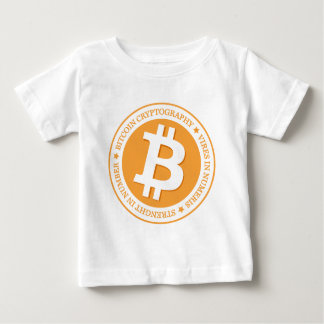 Our Bitcoin Logo Type 06 Baby T-Shirt