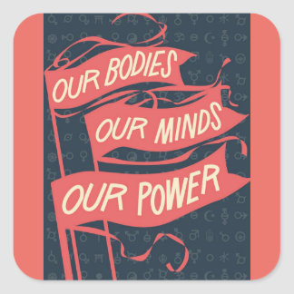 Our Bodies Sticker