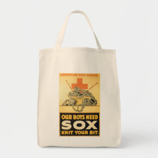 Our Boys Need Sox Tote Bag