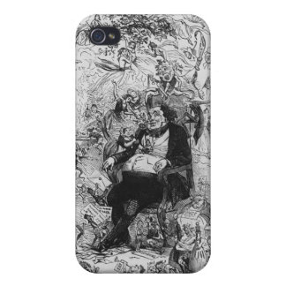 Our Christmas Dream iPhone 4/4S Cover