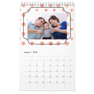Our Family Customisable Calendar