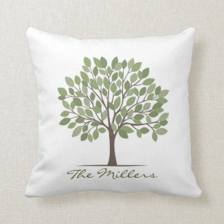 Our Family Tree Pillow