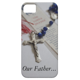 Our Father iPhone 5 Case