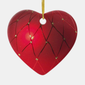 Our  First Christmas Together Heart Ornament