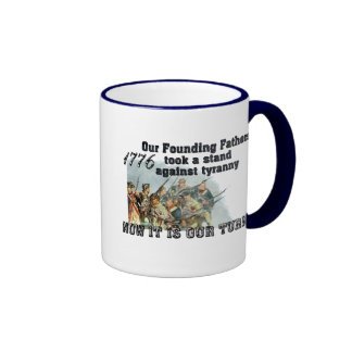 Our Founding Fathers against tyranny Mugs