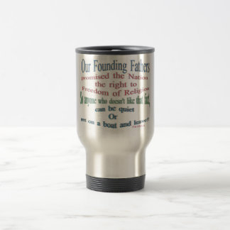 Our founding fathers mug