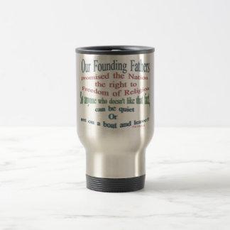 Our founding fathers mug