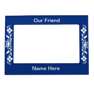OUR FRIEND MAGNETIC PICTURE FRAME