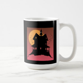 Our Haunted House Halloween Mug