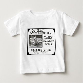 Our Heavy Service Bicycle - Vintage Americana Baby T-Shirt