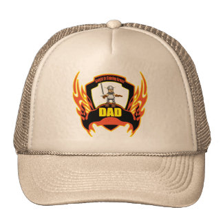 Our Hero Dad Fathers Day Gifts Cap