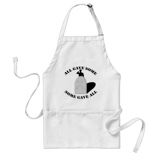 Our Heroes Apron