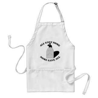Our Heroes Standard Apron
