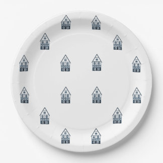 Our Home Oktoberfest Party Paper Plates 9 Inch Paper Plate