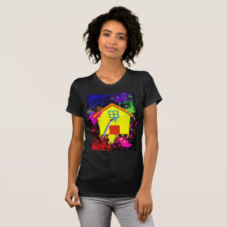 Our House is a Very Fine House! FreshPaintEdition T-Shirt
