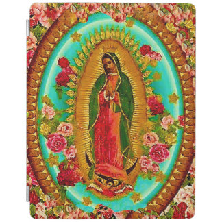 Our Lady Guadalupe Mexican Saint Virgin Mary iPad Cover