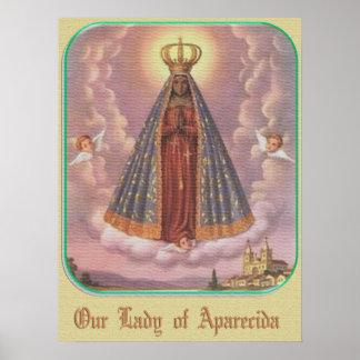 OUR LADY OF APARECIDA POSTER