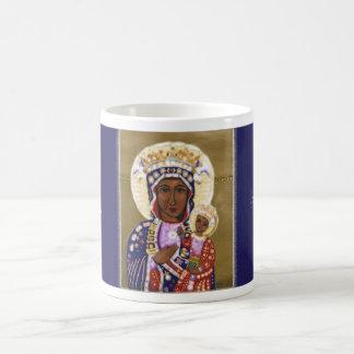 Our Lady of Czestochowa mug