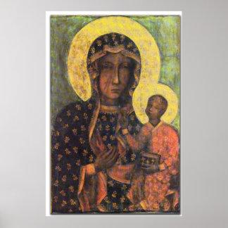 Our Lady of Czestochowa Prints