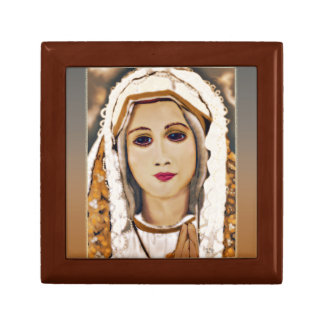 Our Lady of Fatima Treasure Box