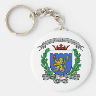 Our Lady of Good Success Academy Key Chains