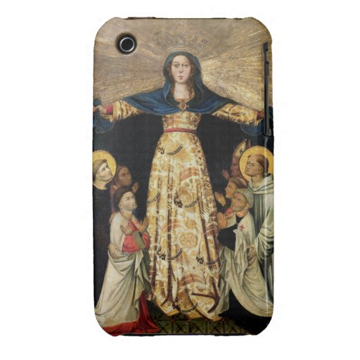 Our Lady of Grace and the Masters of the Order of iPhone 3 Covers