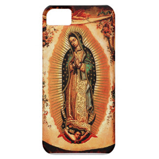 Our Lady of Guadalupe Cover Barely There iPhone 5 Case