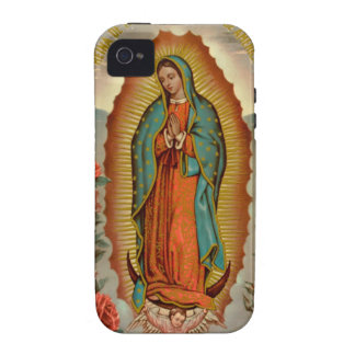 Our Lady of Guadalupe iPhone Case Case-Mate iPhone 4 Cases
