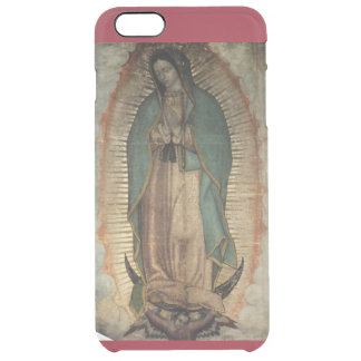 Our Lady of Guadalupe - Mexico City Clear iPhone 6 Plus Case
