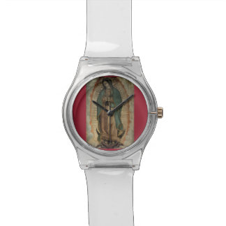 Our Lady of Guadalupe - Mexico City Wristwatches