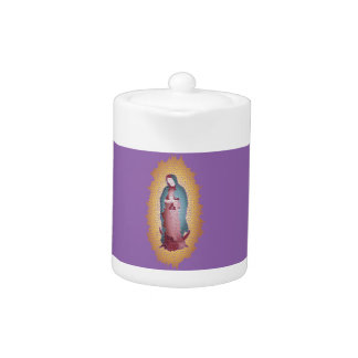 Our Lady Of Guadalupe Mosaic Design