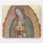 Our Lady of Guadalupe Mousepads
