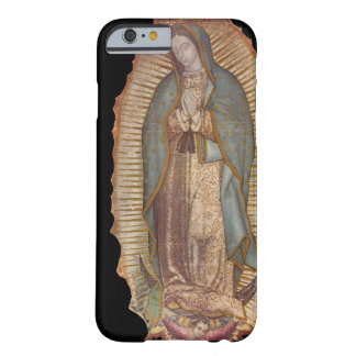 OUR LADY OF GUADALUPE PLEASE PRAY FOR US BARELY THERE iPhone 6 CASE